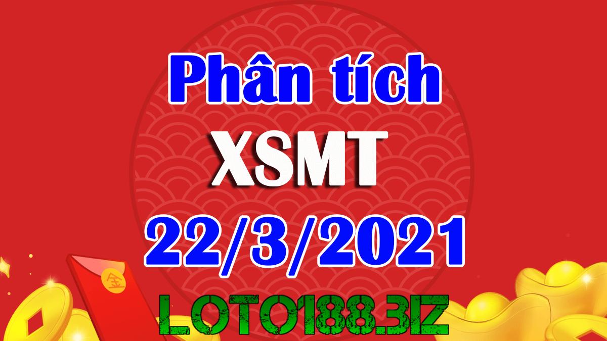 Dự đoán xổ số miền Trung 22/3/2021 chi tiết của các chuyên gia Loto188