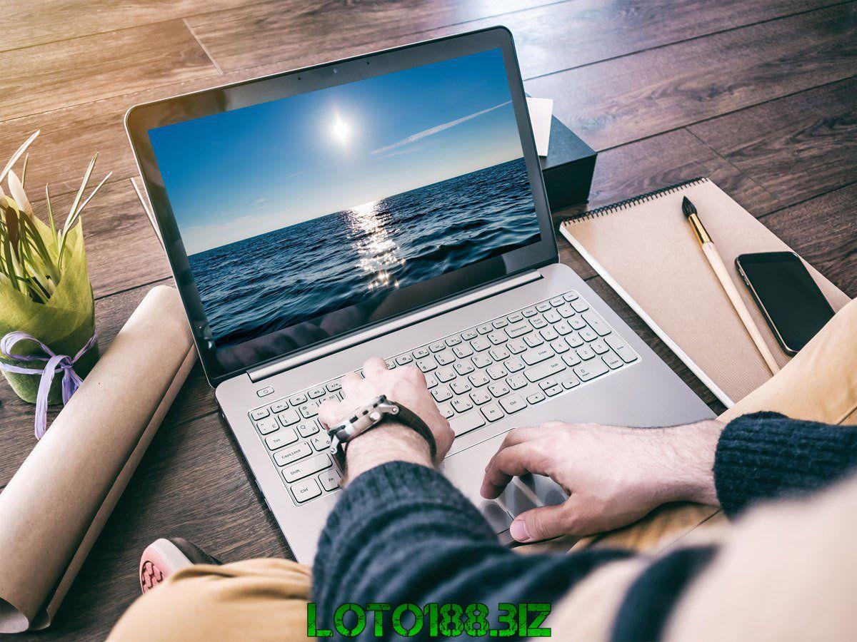 Chiêm bao máy tính xách tay