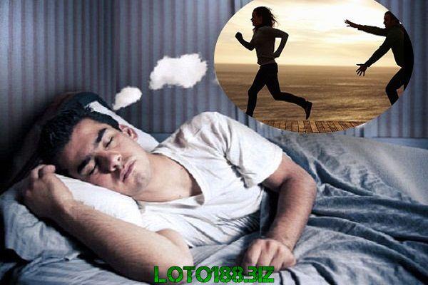 Ý nghĩa khi nằm mơ thấy bị rượt đuổi nên đánh đề con gì? Số mấy?